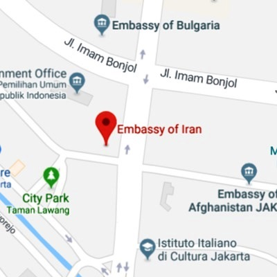 Embassy of Iran in Indonesia