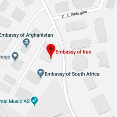 Embassy of Iran in Norway